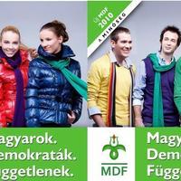 MDF mint szingli párt