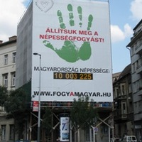 Fogy a magyar!