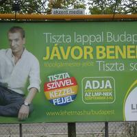 Tiszta lábbal Budapestért