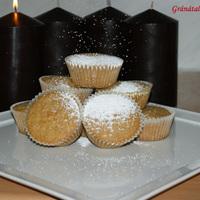 Gesztenyés muffin avagy főszerepben a gesztenye