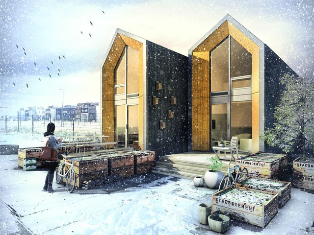 A jövő szele: az okos házak