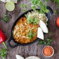 Vöröslencse curry