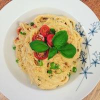 Kesu - krémes paradicsomos spagetti