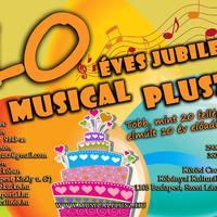 MusicalPlusz 10 éves jubileumi előadás (36.)