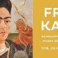 FRIDA KAHLO kiállítás