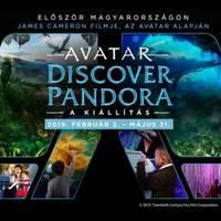 AVATAR DISCOVER PANDORA - A kiállítás