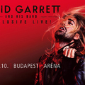 DAVID GARRETT and his band