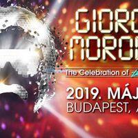 GIORGIO MORODER - The Celebration of the '80's Tour