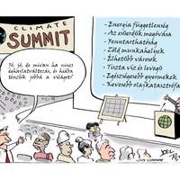 A legjobb klímaszkeptikus karikatúra