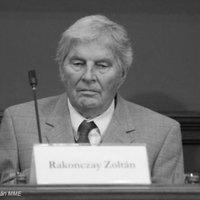 Rakonczay Zoltán búcsúztatója