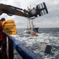 Gránit pajzs a tenger védelmében