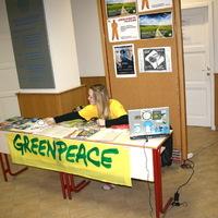 Kampány az újrahasznosított termékekért az egyetemeken