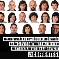 """Mi mindannyian a """"Cofrentes 17"""" vagyunk"""