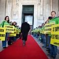 Felfüggesztett börtön békés tiltakozásért