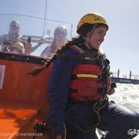 Váratlan segítség a Rainbow Warrior fedélzetén