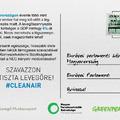 Továbbra is százezrek életét követeli a légszennyezés Európában
