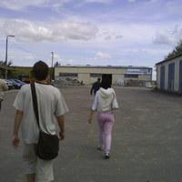 Hulladékválogató üzem látogatása Szegeden