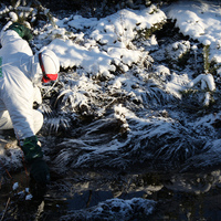 Nyakig uránban a Mikulás - Környezeti katasztrófa Észak-Finnországban