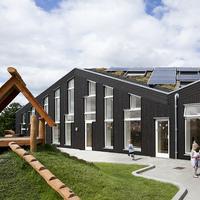 A környezettudatos nevelés Dániában az óvodai épülettel kezdődik
