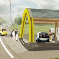 Hollandiában épül a világ legnagyobb e-autó töltőállomás hálózata