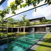 Zöld luxus Szingapúrból