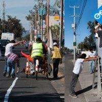 Gerilla bringaút mozgalom Mexikóból