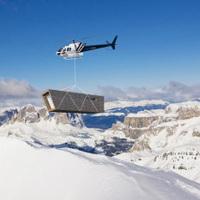 Menő mobil-turistaház a svájci Alpokban - minimális ökolábnyommal