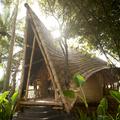 Luxusvillák kizárólag bambuszból - Balin