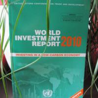 Exkluzív - A World Investment Report 2010 bemutatóján jártunk