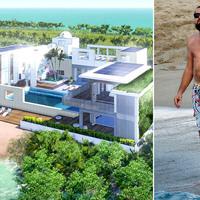 2018-tól vehetünk saját villát Leonardo DiCaprio zöld luxusszigetén