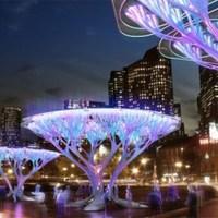 Mesterséges fák tisztítják a levegőt a jövő városában? Bostonban nemsokára igen...