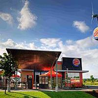 Öko-Burger King nyílt Németországban