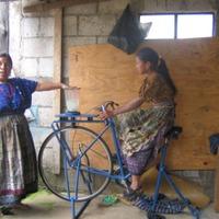 Maya Pedal - Tippek a bringa alternatív használatára Guatemalaból