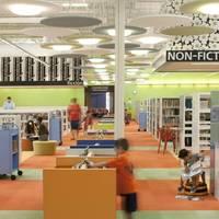 A válság előnyei: kiszuperált szupermarketből menő közkönyvtár Texasban