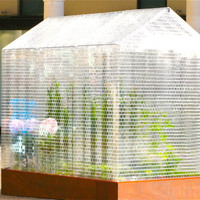 A világ első LEGO üvegháza debütál a Londoni Design Fesztiválon