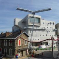 A párizsi BKV őrült/zöld szervízközpontja