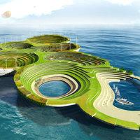 Szerb designerek megalkották a modern Noé bárkáját