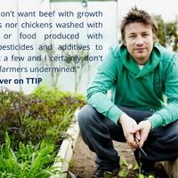 Hossó Andrea, Jamie Oliver és Lázár János - mindannyian a TTIP ellen!