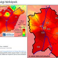Időkép.hu - Légszennyezettség - Extrém Napikép: 7. rekord