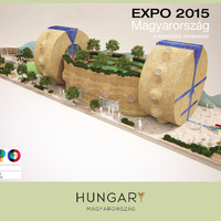 A fenntarthatóság égi és földi energiái - Magyarország a 2015-ös Világkiállításon