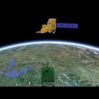 A bolygónk felfalásának műholdas dokumentálása