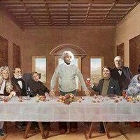Napikép: a Greenr vacsora asztala