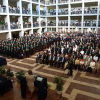 Moslékosvödör 3 - A SzIE MKK diplomaosztója