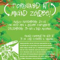 Nemzetközi környezetvédelmi filmfesztivál - Forgasd át magad zöldbe!