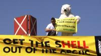 Greenpeace megmenteni komplett sarkvidék