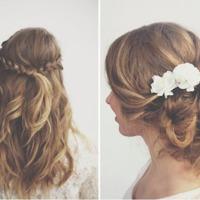 7 tipp, amit a csodálatos esküvői hajviselethez tudnod kell