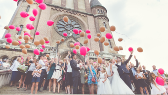 Személyes történetek: esküvő Libegővel, mandulával és eperrel