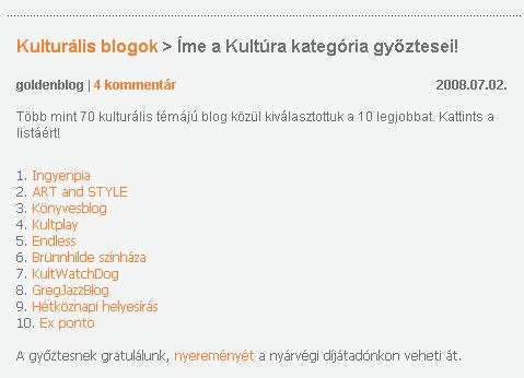 8. GregJazzBlog