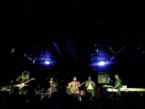 Wooten Band Live
