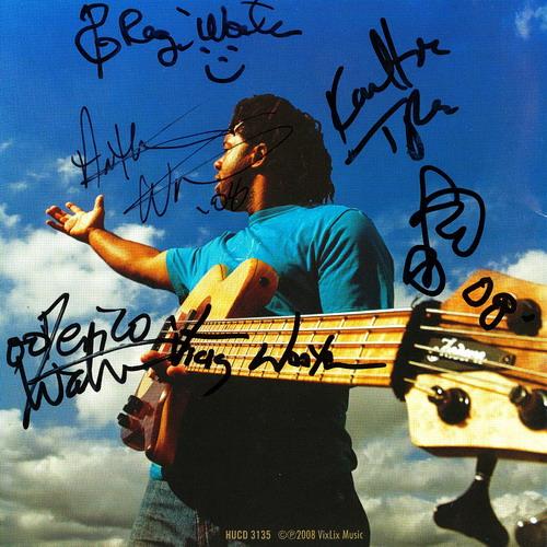 Wooten Band signatures
